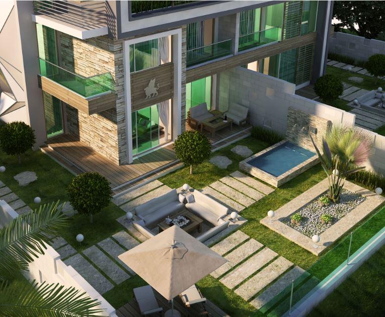 كمبوند-ميد-تاون-التجمع-الخامس-midtown new cairo Compound
